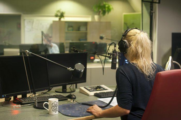 Edyta Kocyk – speaking in Polish radio station Czwórka! …