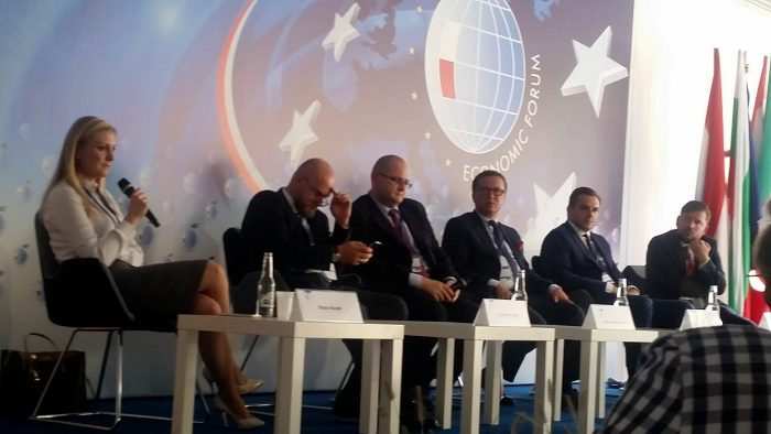 SiDLY at the Economic Forum in Krynica …