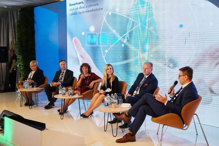 Teleopieka wkracza do debaty nt. rozwoju Mazowsza. …