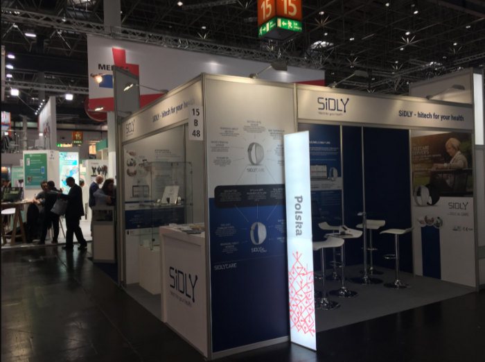 SiDLY na Medica 2018, Dusseldorf …