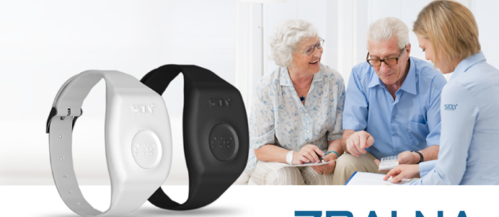 SiDLY Care system for seniors from Dolny Śląsk …