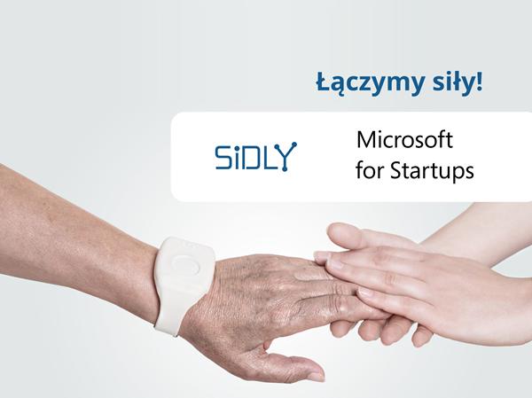 SiDLY rozpoczyna współpracę z Microsoft – jednym z największych dostawców us� …