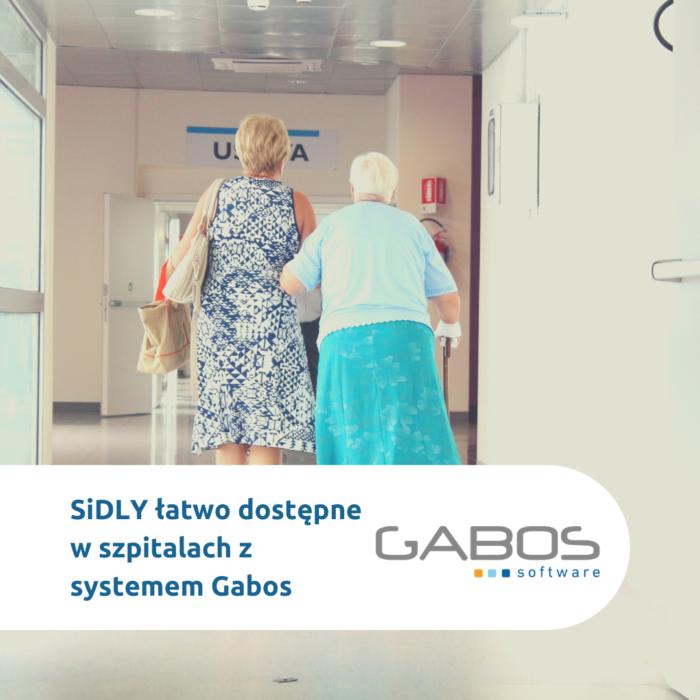 SiDLY i Gabos – gigant w zakresie oprogramowania dla placówek medycznych, łącz� …