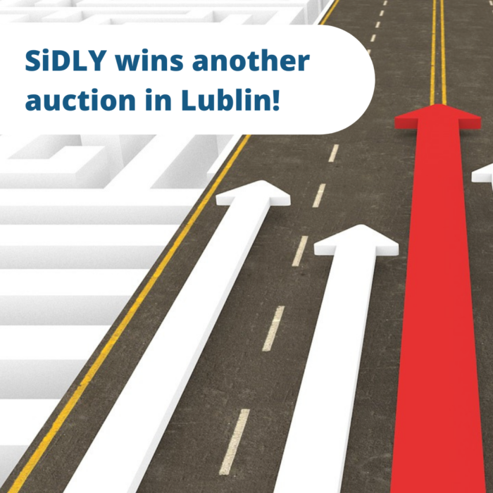 "SiDLY once again won the ""SOS for Senior"" auction in Lublin! …"