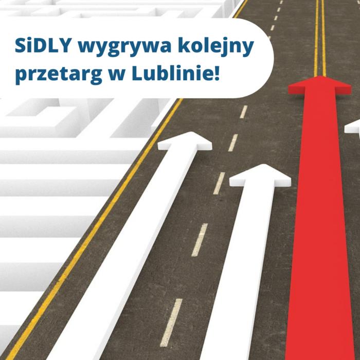 """SiDLY po raz kolejny wygrało przetarg """"SOS dla Seniora"""" w Lublinie! …"""